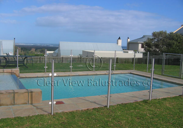 Clifton Pool Fence